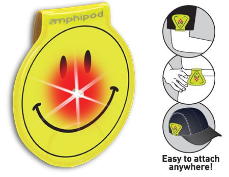 Amphipod Vizlet LED Smiley