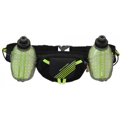 Nathan Trail Mix Plus Insulated Hydration Belt - Jeff Galloway's Phidippides E-Shop