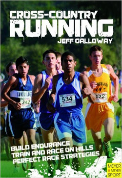 Cross Country Running - Jeff Galloway's Phidippides E-Shop