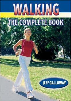 Walking The Complete Book - Jeff Galloway's Phidippides E-Shop