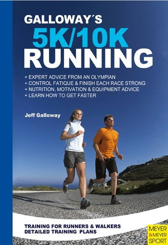 Galloway's 5k/10k Running - Jeff Galloway's Phidippides E-Shop