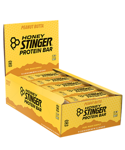 Honey Stinger Protein Bar - 15 ct box
