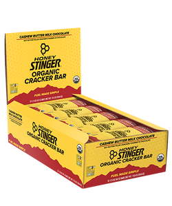 Honey Stinger Organic Cracker Bar - 12 ct box