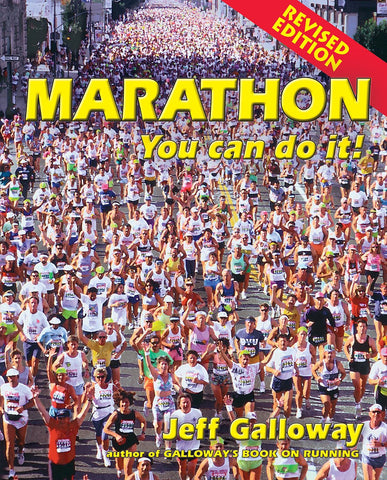 Marathon You Can Do It - Jeff Galloway's Phidippides E-Shop