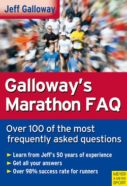 Galloway's Marathon FAQ - Jeff Galloway's Phidippides E-Shop
