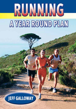 Running A Year Round Plan - Jeff Galloway's Phidippides E-Shop