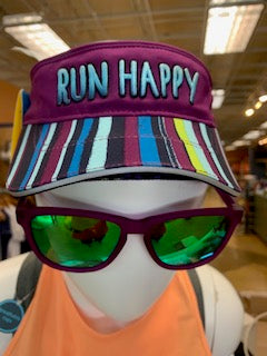 Brooks Run Happy Visor