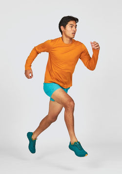 Janji Men's Runterra Long Sleeve Tee