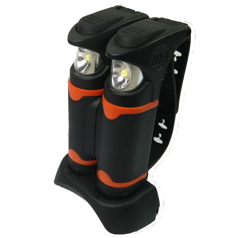 Knuckle Lights: Rechargeable