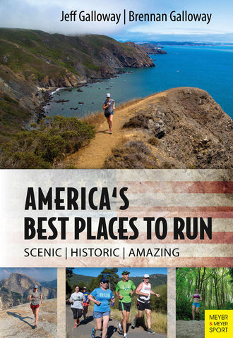 America's Best Places to Run - Jeff Galloway's Phidippides E-Shop