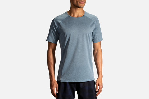 Brooks Men's Ghost Short Sleeve Top