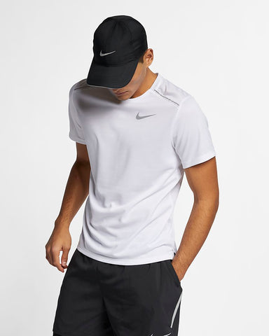 """Nike Men's Miler Short Sleeve Top"""