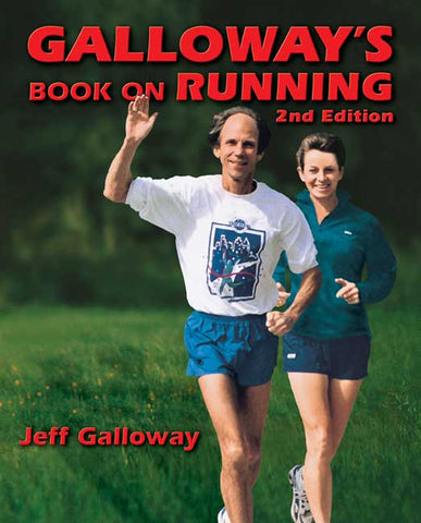 Galloway's Book On Running - Jeff Galloway's Phidippides E-Shop