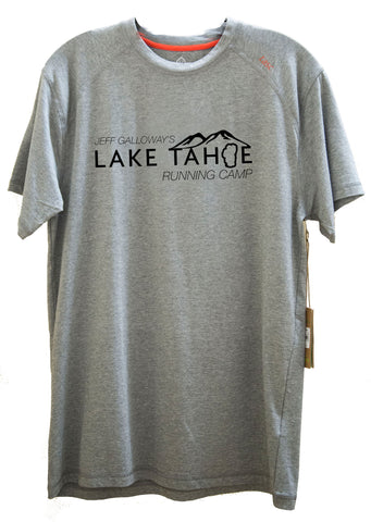"Men's ""Galloway's Lake Tahoe Running Camp"" T-Shirt"
