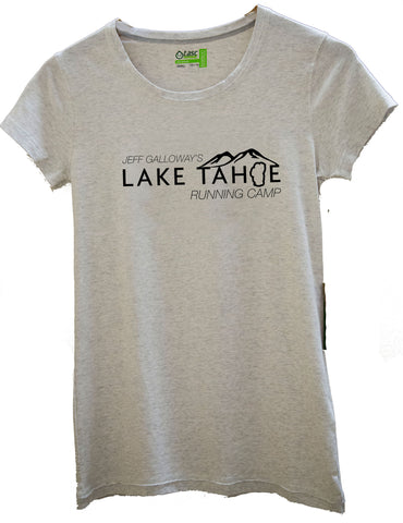 "Women's ""Galloway's Lake Tahoe Running Camp"" T-Shirt"