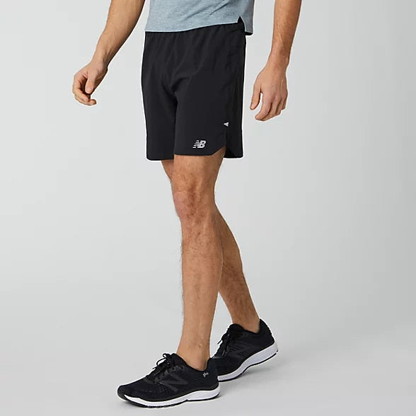 """New Balance Men's Impact Run 7"" Short"""