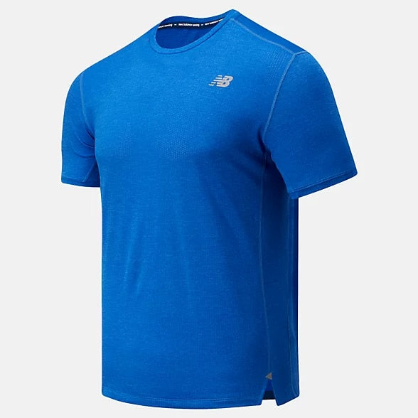 """New Balance Men's Impact Run Short Sleeve"""
