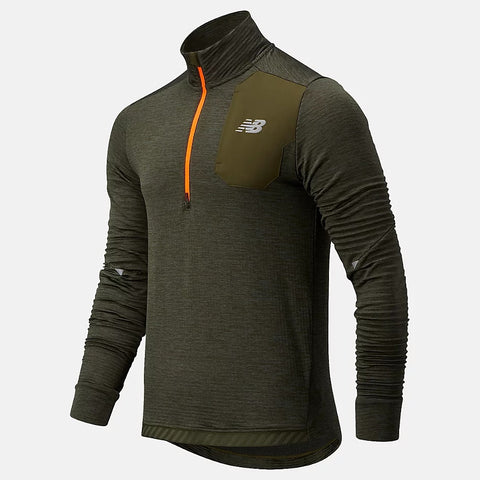 New Balance Men's Impact Grid Half Zip