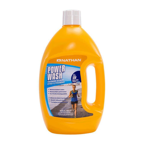Nathan Power Wash Performance Laundry Detergent 64oz