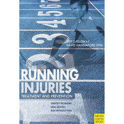 Running Injuries - Treatment and Prevention - Jeff Galloway's Phidippides E-Shop