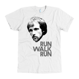 """Jeff Galloway"" Run Walk Run Tee"