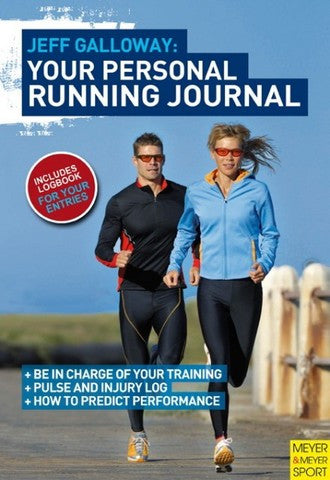 Your Personal Running Journal - Jeff Galloway's Phidippides E-Shop
