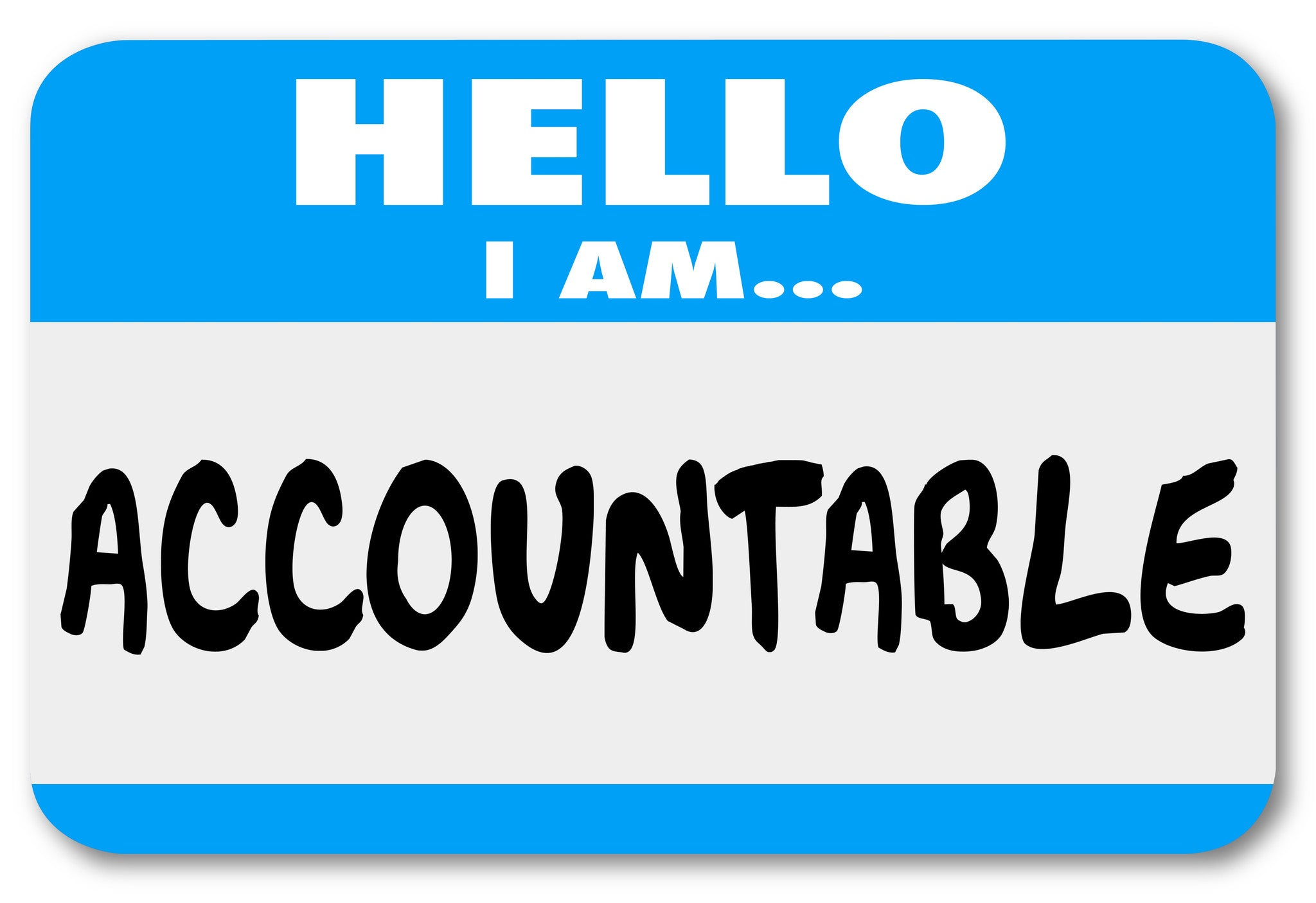 Promise Letter....Want to break a bad habit? ---- Accountability