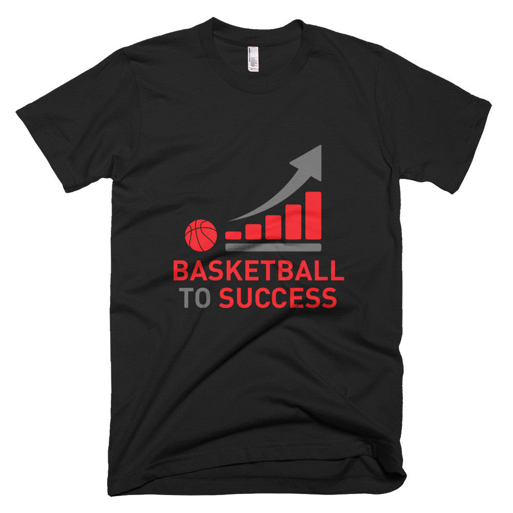 Basketball To Success Logo Shirt
