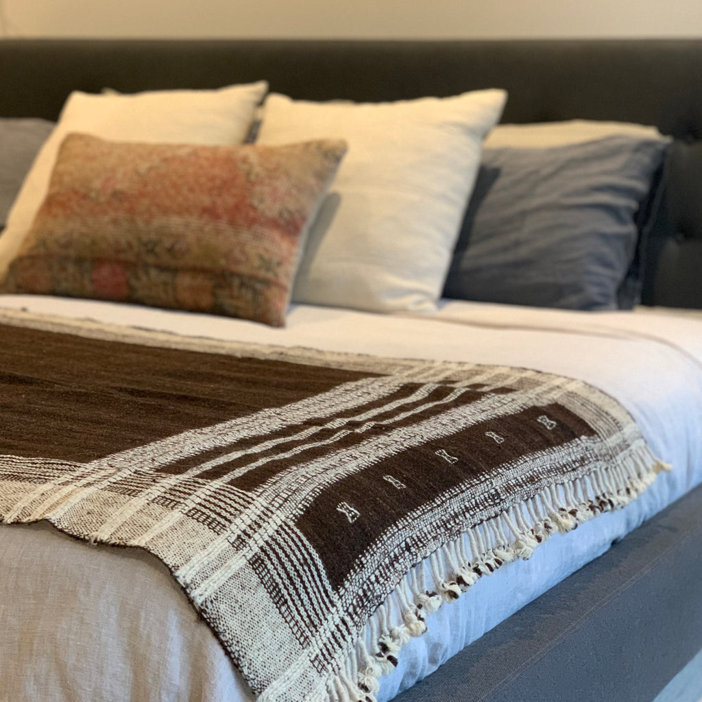 Hand-loomed Bed Runners