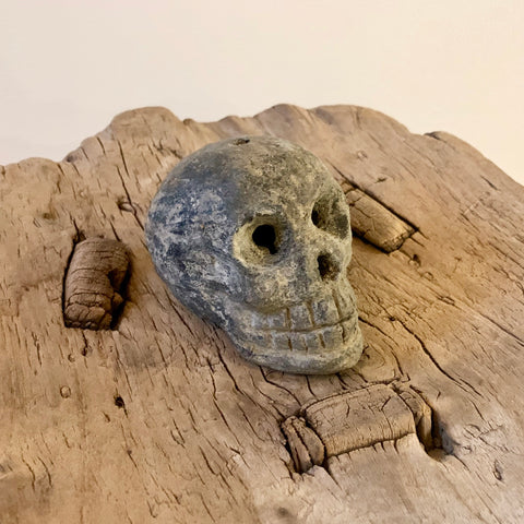 Skull Incense Holders