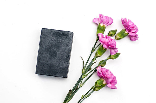 Activated Charcoal & Lavender Soap
