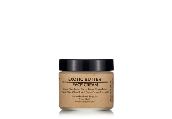 Exotic Butter Face Creme