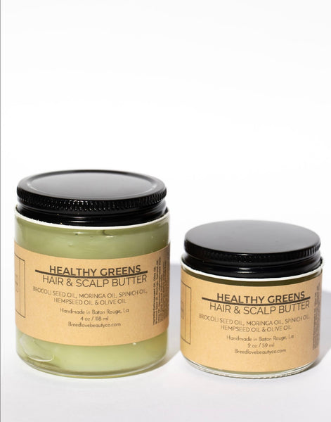 Healthy Greens Hair & Scalp Butter