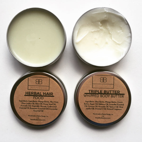 Sample Size - Triple Butter Whipped Body Butter