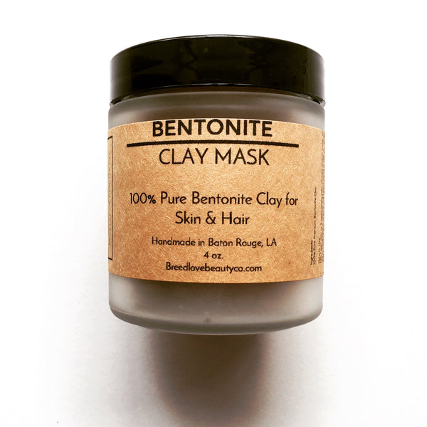 Pure Bentonite Clay Mask