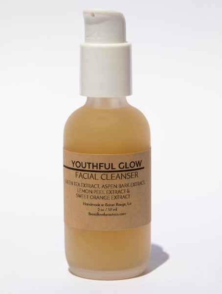 Youthful Glow Facial Cleanser