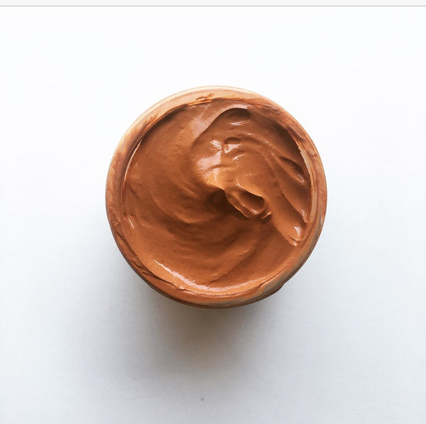 Rhassoul & Moroccan Red Clay Mask