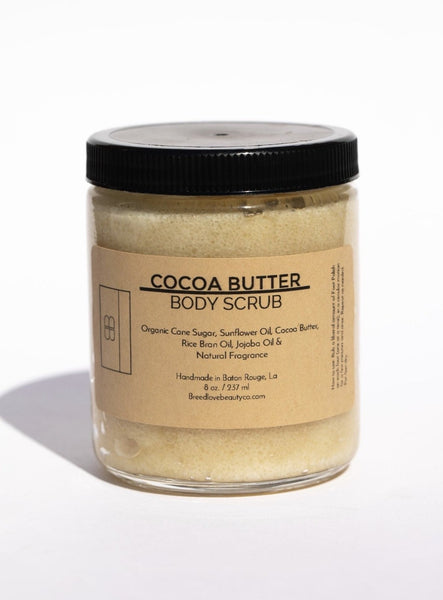 Cocoa Butter Body Scrub