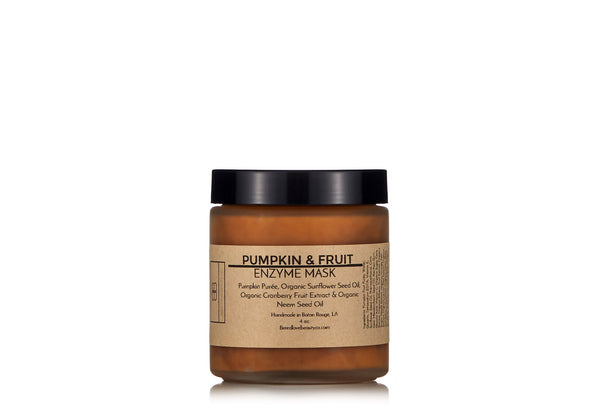 Pumpkin & Fruit Enzyme Mask