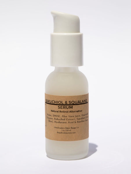 Bakuchiol & Squalane Serum