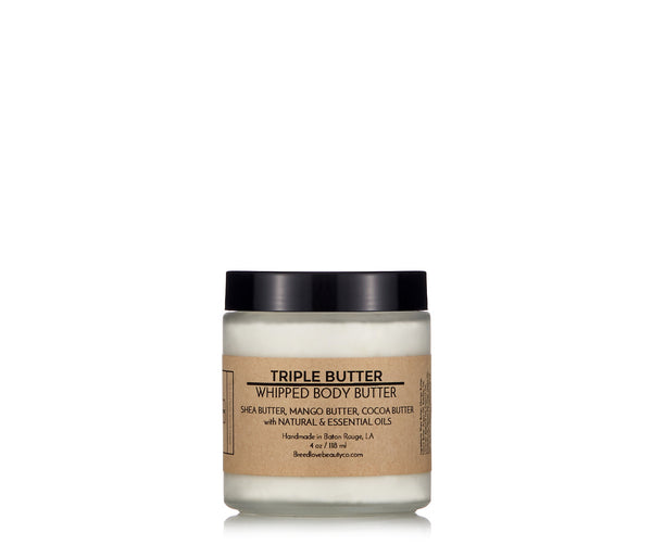 Triple Butter Whipped Body Butter