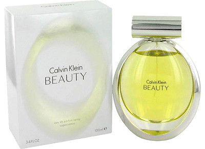CK BEAUTY * Calvin Klein * Perfume for Women * 3.3 / 3.4 oz * edp * NEW IN BOX