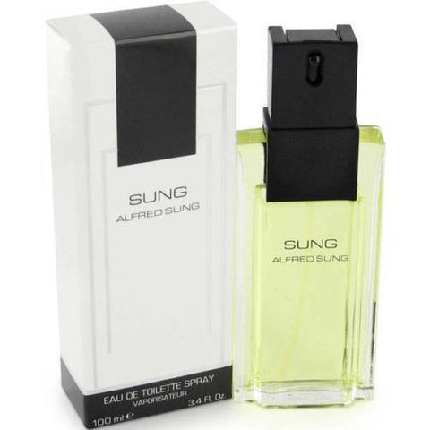 Alfred Sung Perfume by Alfred Sung, 3.4 oz EDT Spray Women NEW