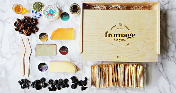 Monthly Subscription | Cheesemonger's Choice