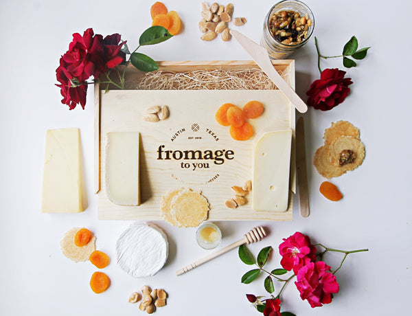 Quarterly Subscription | Cheesemonger's Choice