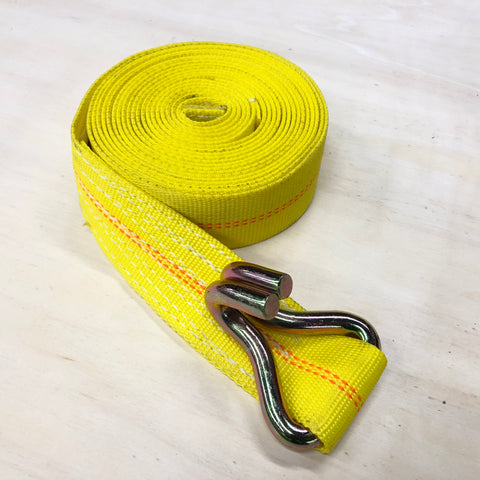 Custom 15 ft Replacement Strap for QL10000 WIRE