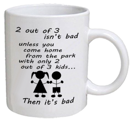 COFFEE MUG - 2 out of 3
