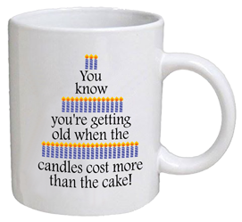 COFFEE MUG - candles