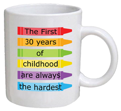 COFFEE MUG - childhood - 30