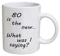 COFFEE MUG - saying - 80